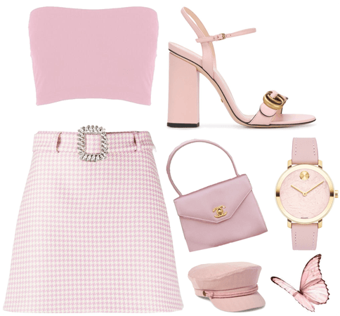 pink outfit: 2. k