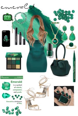 emeralds!