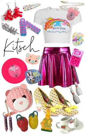 kitsch queen