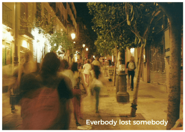 Everybody Lost Somebody // Bleachers