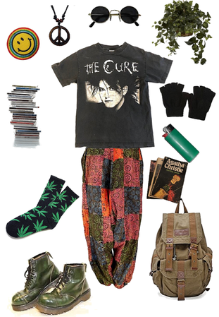 school fit for hippies like me