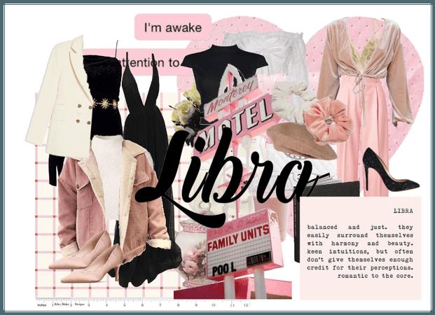 Zodiac Outfits - Libra