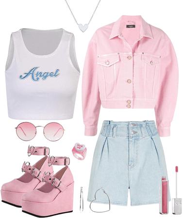 ~pink angel~