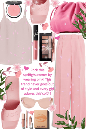 Pink! Spring/Summer Trend