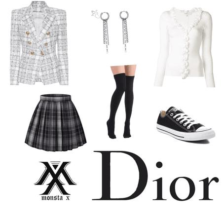 Dior || Minhyuk