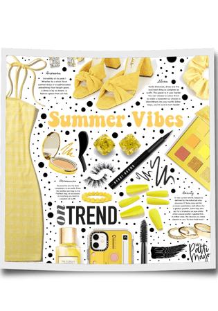 Summer Yellow 💛