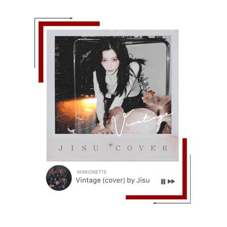 마리오네트 (𝗠𝗔𝗥𝗜𝗢𝗡𝗘𝗧𝗧𝗘) - [JISU] SoundCloud Cover