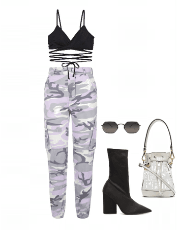 Cargo outfit