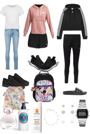 Junior year's clothes