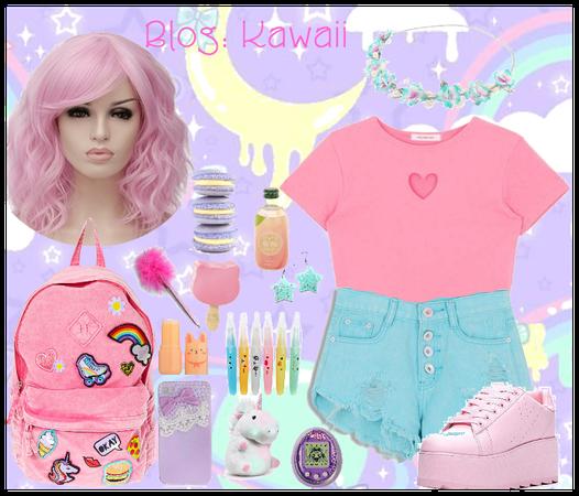 Tumblr Blog: Aesthetic (1) : Kawaii