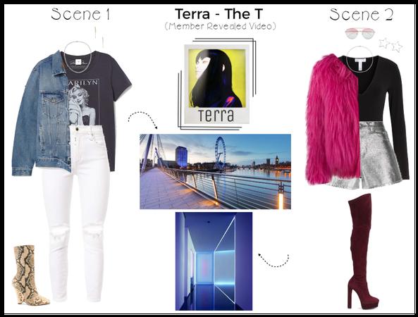Terra - The T (Member Revealed Video)