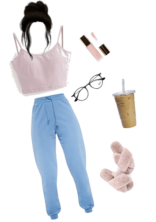 cozy outfit for at home