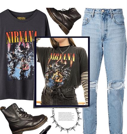 SPRING 2020: Nirvana T-Shirt