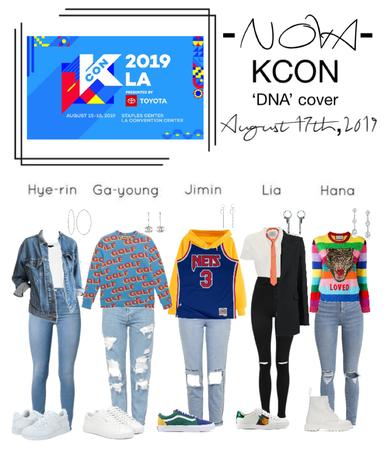 -NOVA- KCON performance