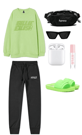 Billie chill outfit