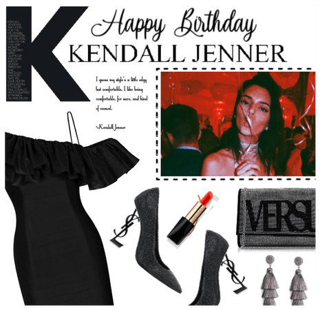 Happy Birthday Kendall Jenner (11/3)