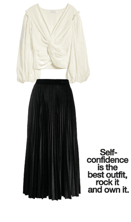 Black minimalism