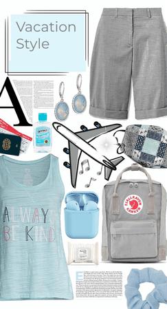 plane trip during COVID 🦠 ✈️ 😷