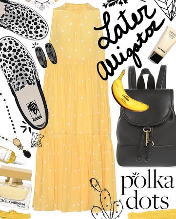 polka dots   @mocha_is_key contest