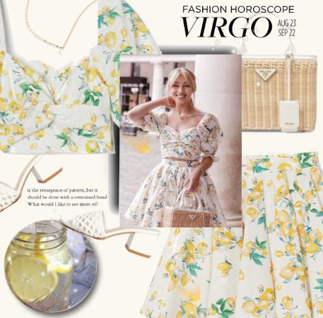 Fashion Horoscope: Virgo