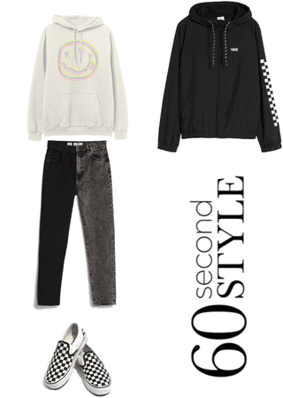 style it simple, with fashion