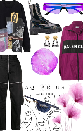 Aquarius girl /3/