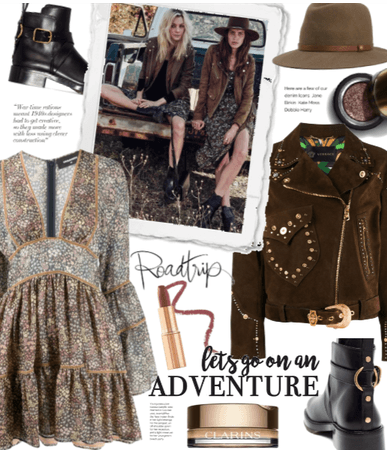 Glam Country Style