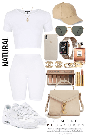 natural outfit