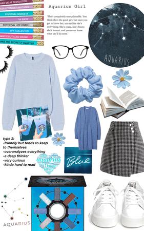 Aquarius Outfit