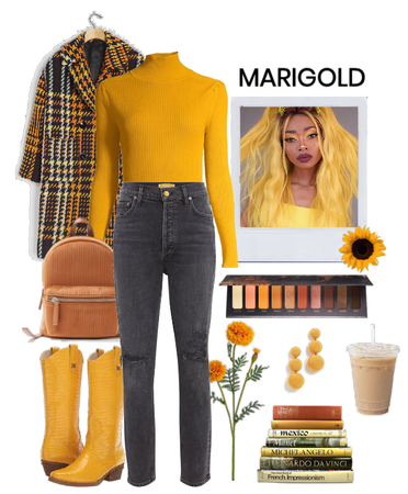 Fall 2020: Marigold Yellow