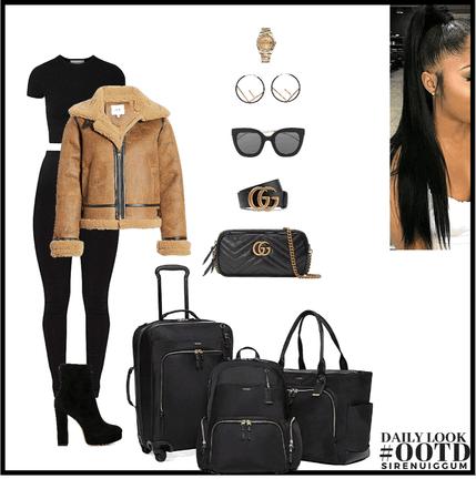 #884 <<airport fashion>>