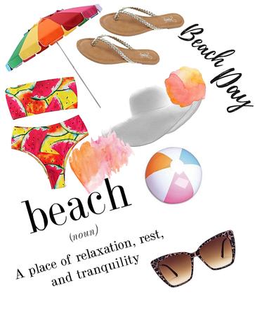 beach dayyyy