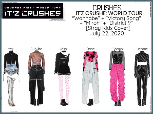 Crushes (호감) IT'Z Crushes | San Francisco