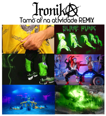 Tamo aí na atividade Remix - Mv's scenes