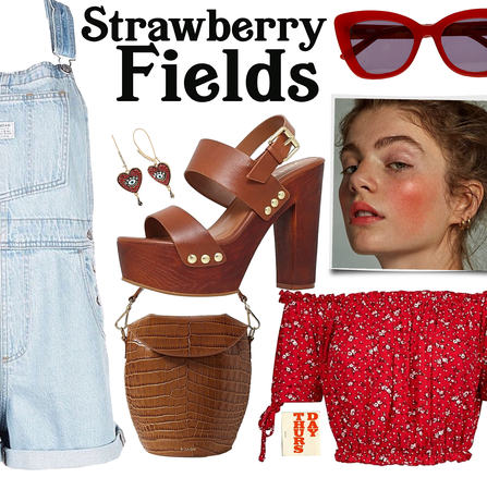 Strawberry Fields | @me_caitlyn12 Contest