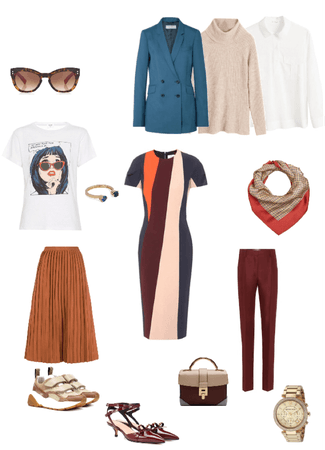 autumn relaxed capsule
