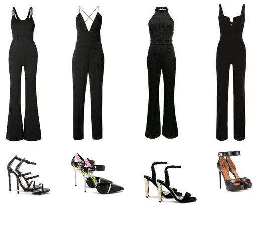Night out Jumpsuit outfits
