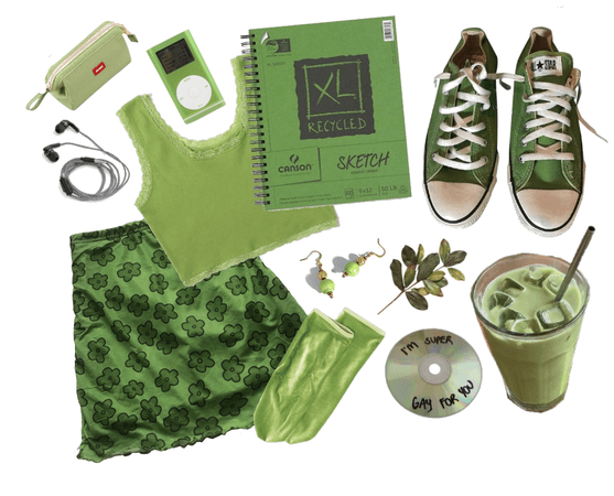 day in green