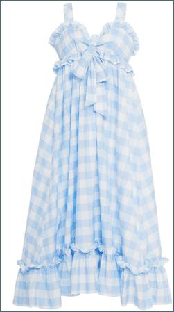 Dorothy Gale's Modern Dress