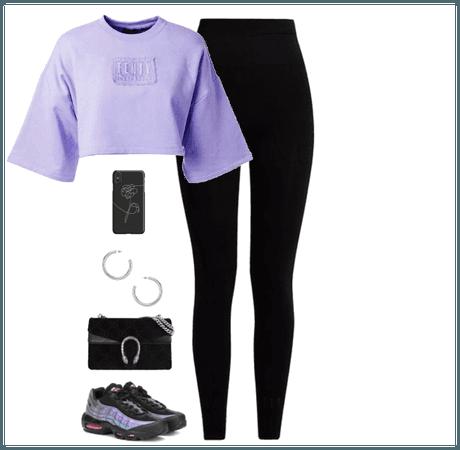 purple girl or no girl
