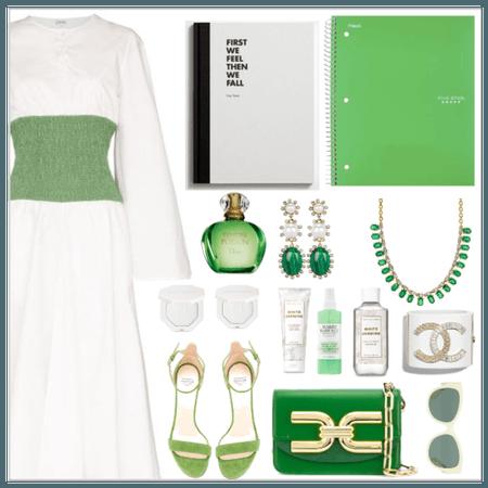 WHITE&GREEN ORG