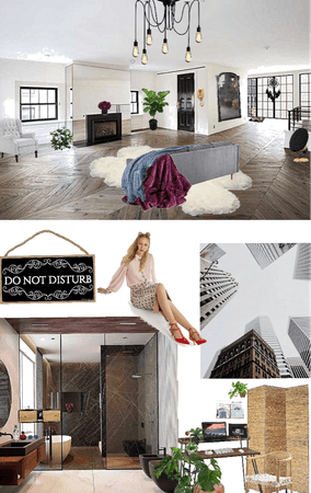 industrial 🏭 style apartment 🏡 xox
