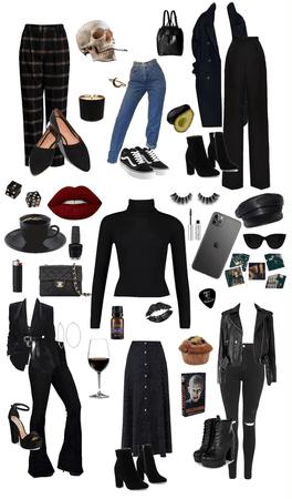 ways to wear: turtleneck