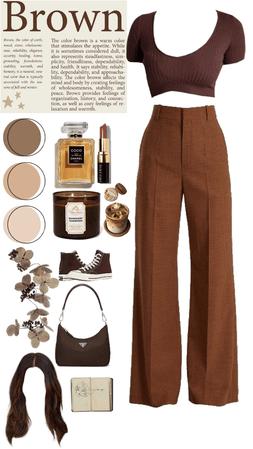 Brown    Fall Fashion