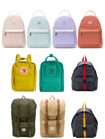 Backpacks for Everyone 2