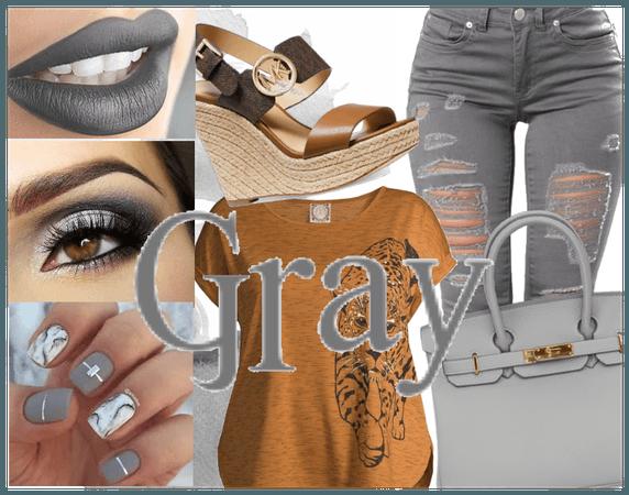 Camel|Grey