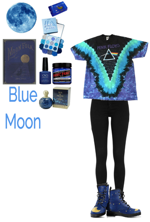 Blue Moon ⛼