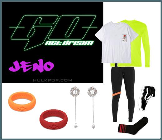 Nct dream-Go-Jeno