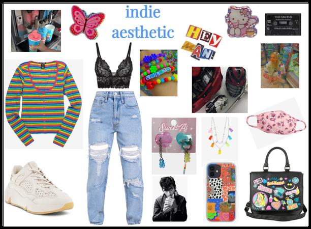 indie aesthetic ✨