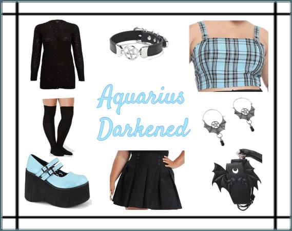 Aquarius Darkened